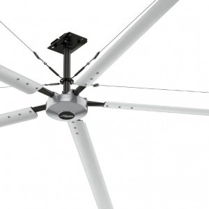 HUNTER TITAN HVLS FANS